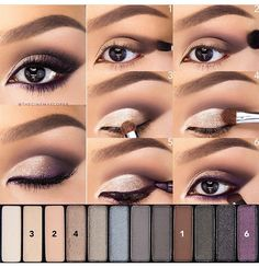 Best Ideas For Makeup Tutorials Picture Description 26 Easy Step by Step Makeup Tutorials for Beginners
