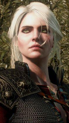 The witcher ciri The Witcher 3, Witcher 3 Art, The Witcher Wild Hunt, Witcher 3 Yennefer, Yennefer Of Vengerberg, Geralt Of Rivia, Fantasy Women, Fantasy Art, Witcher Wallpaper