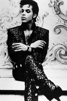 R.I.P. Prince - brilliant musician and the High Priest of Style