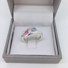 A beautiful #custom #familyring only at #SuttonSmithworks #Winnipeg