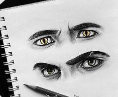 Magnus eyes and Alec's!!