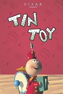Tin Toy (1988). D: John Lasseter. Selected in 2003.
