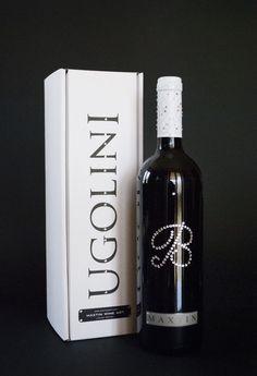 "Maxtin Wine Art @ Amarone Ugolini ""Alphabet Edition"""