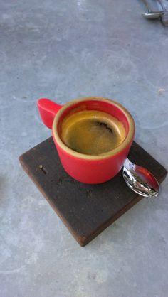 Espresso with a wonderful Crema