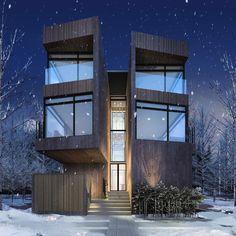 Loft Niseko in Hokkaido, Japan by Ricardo Tossani Architecture