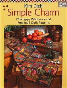 Great author of quilting books-from ConnectingThreads.com