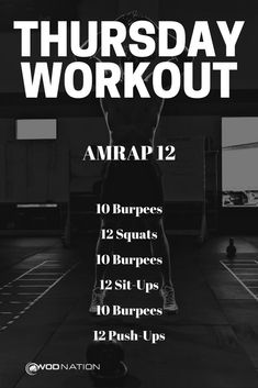 WOD Nation - Premium Equipment for the CrossFit Athlete - The Complete Beginner's Workout Program Amrap Workout, Workout Challenge, Waist Workout, Tabata, Crossfit Workouts At Home, Crossfit Leg Workout, Yoga Workouts, Workout Routines, Workout Gear