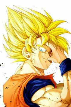 Gokus death