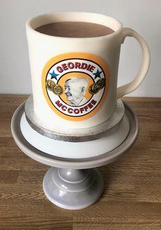 Mug of Coffee Cake Coffee Cake, Mugs, Baking, Tableware, Dinnerware, Cups, Patisserie, Dishes, Bread