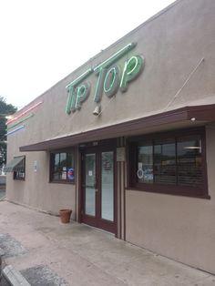 9. De Wese's Tip Top Cafe, 1938 (San Antonio)