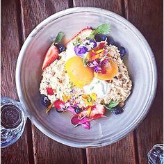 Bircher Muesli at Top Paddock (Melbourne, VIC). #healthy #breakfast