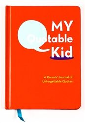 This book is to write down all those awesome things your kid says... the moment when you think, man I havean awesome child!!!  I want!