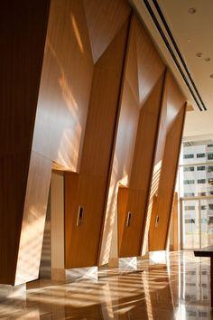 Trump Ocean Club International Hotel & Tower Panama designed by HBA / Hirsch Bedner Associates