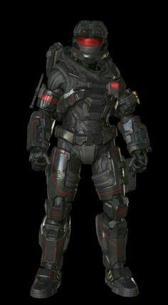 Armadura Sci Fi, Halo Game, Halo 5, Urban Samurai, Halo Armor, Grand Admiral Thrawn, Halo Reach, Fantasy Heroes, Future Soldier