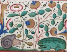discarding images - depressed snail, sad frog Institutes of Justinian,...