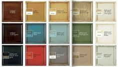 mixed annie sloan...make your own perfect color! Chalk Paint™ decorative paint by Annie Sloan.