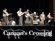 Canaan's Crossing to appear at Page Trio Homecoming