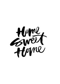 Home sweet home - Cocorinna