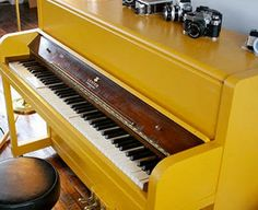 Yellow Piano.   It will happen, yes.