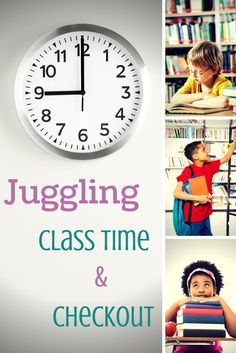 Juggling Class Time and Checkout