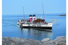 Don't pass up the chance to go for a ride on this amazing ship that is the last working one of its kind in the world!   We can't believe it's here for you to take a trip on!  #Waverley #Ilfracombe #NorthDevon #Boat #Ship #PaddleSteamer