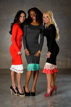 Classic Beauty Skirt Extenders