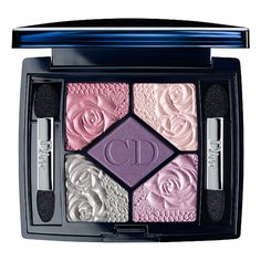 Dior '5 Couleurs - Garden Party Garden Roses' Eyeshadow Palette found on Polyvore