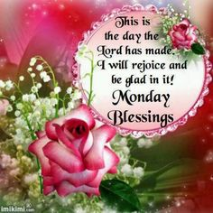 Monday Blessings, Blessed are the pure in heart: for they shall see God! Description from pinterest.com. I searched for this on bing.com/images