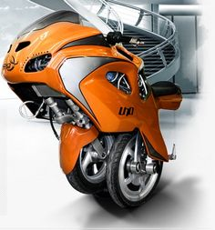 The bike Uno from BPG Motors is a Transformers Segway Motorcycle and it's only $6000!!!!!