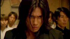 Tak Sakaguchi....I always forget to breathe when I see this face. Jeeeeezzzuzzz!