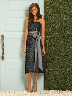 I like these bridesmaids dresses. Maybe be a little too simple for ...