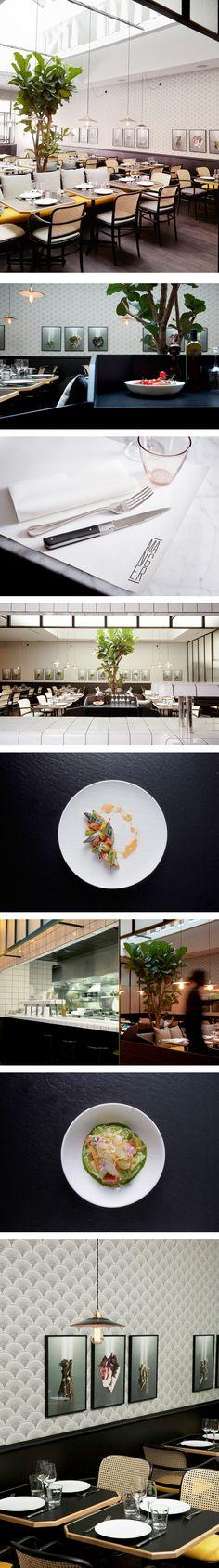 MANGER Restaurant // Architecte Marie Deroudilhe