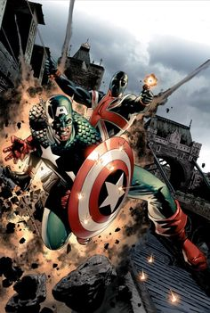 captain america comic book photos | Captain America #19 Review | Comics Should Be Good! @ Comic Book ...