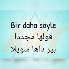 Learn Turkish Language, Arabic Language, Language Quotes, Learning Arabic, Women Smoking, Learn English, Words, Photography, Languages