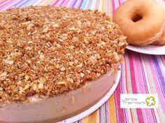 Tarta de Donuts con Thermomix