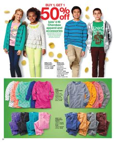 Target - Sale starts November 17, 2013 - November 23, 2013 November 23, Target, Target Audience, Goals
