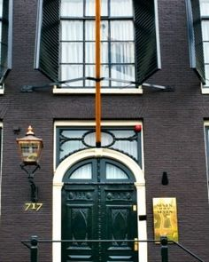Seven One Seven hotel has a great location on the Prinsengracht canal in Amsterdam. One Seven, Netherlands, Trip Advisor, Amsterdam, Hotels, Travel, The Nederlands, The Netherlands, Viajes