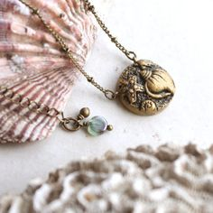 I love these pieces by Etsy Artist, Margaret of Gwydions Garden.