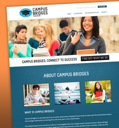 WhatArmy.com Website Design Client: Campus Bridges
