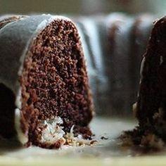Chocolate Macaroon Tunnel Cake - Allrecipes.com