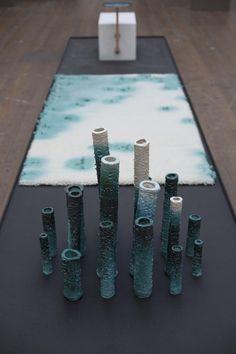 Oxidation Aftermath| KABK Graduation expo | Marlies van Putten | Winner department Award | Royal Academy of Art, The Hague
