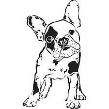 Image result for french bulldog tattoo designs