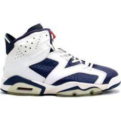 f44e21f44f5 Jordan Shoes | Rare Jordan Vi Olympic Retro + 2000 Og Sz 8.5 Nwt | Color:  Blue/White | Size: 8.5. Jordan Vi, Nike Air Jordan 6 ...