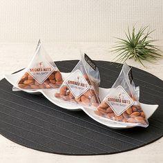 テトラ型 ナッツ パッケージ