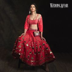 The Biggest Bridal Trends For 2020 Are Here! Wedding Outfits For Women, Bridal Outfits, White Eyelashes, Lakme Fashion Week, Bridal Looks, Satin Dresses, Blouse Designs, Designer Dresses, Dress Up