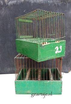 The Caged Bird Sings, Vintage Green, Magazine Rack, Storage, Furniture, Home Decor, Purse Storage, Decoration Home, Room Decor