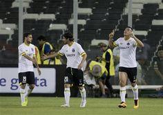 Libertadores: Colo Colo vence con lo justo a Melgar - http://a.tunx.co/f3MQp