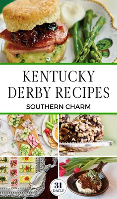 Kentucy Derby, Derby Party, Derby Time, Derby Dinner, Kentucky Derby Food, Derby Recipe, Spring Recipes, Southern Recipes, Appetizer Recipes