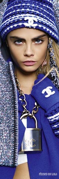 Cara Delevingne for Chanel §