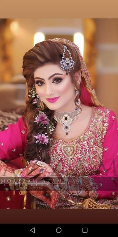 Bridal Makeup Trends Of 2019 - Wedding Pinners Makeup Trends 2019 new makeup trends 2019 in pakistan Bridal Looks, Bridal Style, Nikah Ceremony, Pakistani Bridal Couture, New Makeup Trends, Bridal Makeover, Bride Portrait, Braut Make-up, Wedding Photography Poses